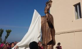 Inauguracja pomnika Papieża Jana Pawła II