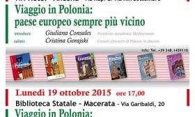 Incontri con l'Autore: Roberto Polce ad Ancona e Macerata