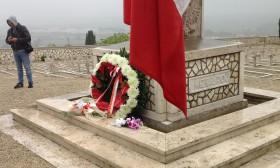 2 Novembre 2018 – Commemorazione defunti al Cimitero Militare Polacco di Loreto e S. Messa nella Basilica inferiore